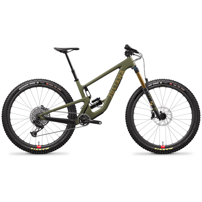 Juliana - Maverick CC X01 Reserve Complete Mountain Bike - Women's 2021