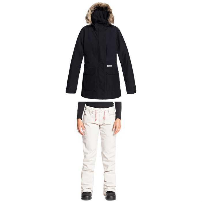 DC - Panoramic Jacket + Viva Pants - Women's 2021