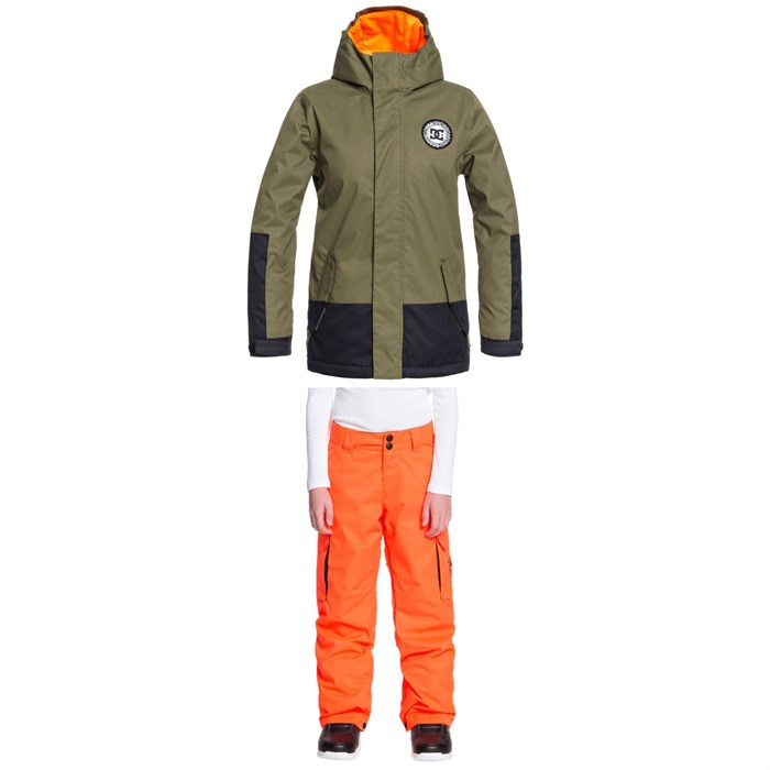 DC - Blockade Jacket + Banshee Pants - Boys'