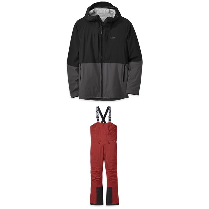 Outdoor Research - Carbide Jacket + Bibs