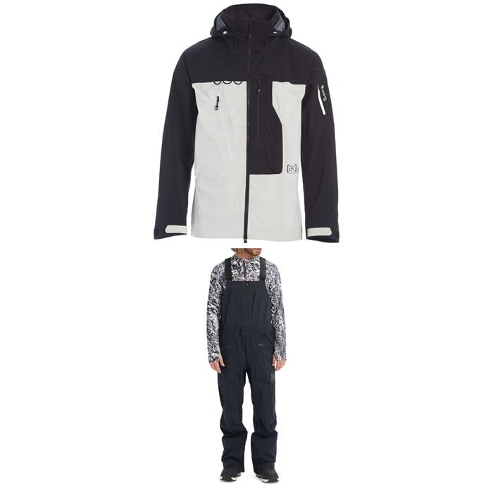 Burton - AK 3L GORE-TEX Pro Japan Guide Jacket + AK 3L GORE-TEX Freebird Bib Pants