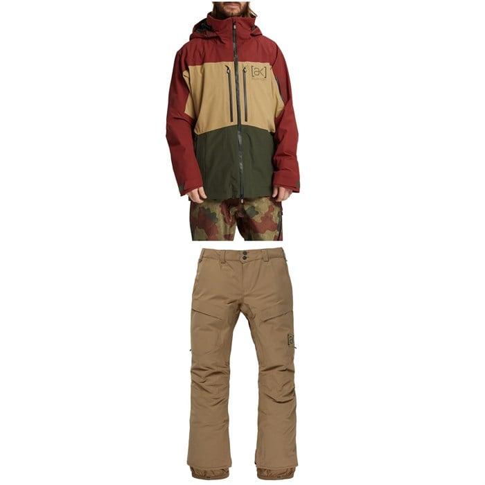Burton - AK 2L GORE-TEX Swash Jacket + Pants 2021