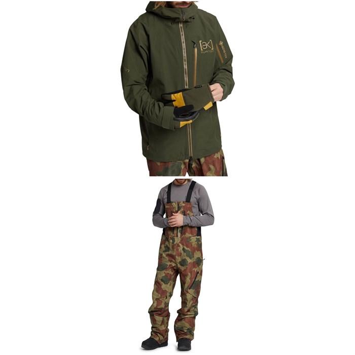 Burton - AK 2L GORE-TEX Cyclic Jacket + Bib Pants