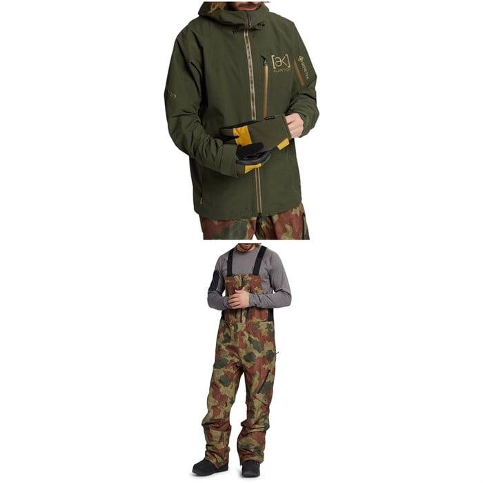 Burton - AK 2L GORE-TEX Cyclic Jacket + Bib Pants 2021