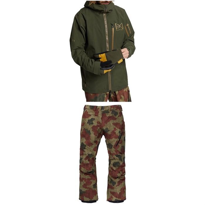Burton - AK 2L GORE-TEX Cyclic Jacket + Pants 2021
