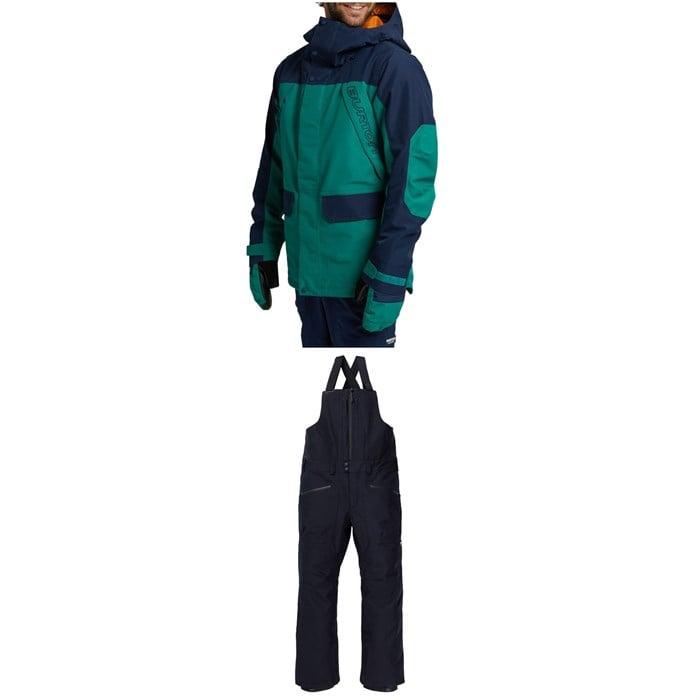 Burton - GORE-TEX Breach Jacket + GORE-TEX Reserve Bib Pants 2021