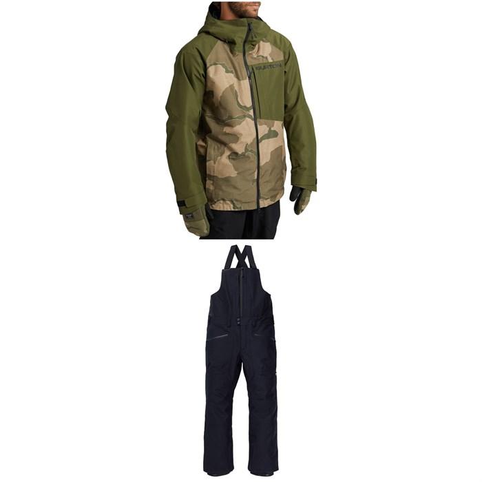 Burton - GORE-TEX Radial Jacket + GORE-TEX Reserve Bib Pants
