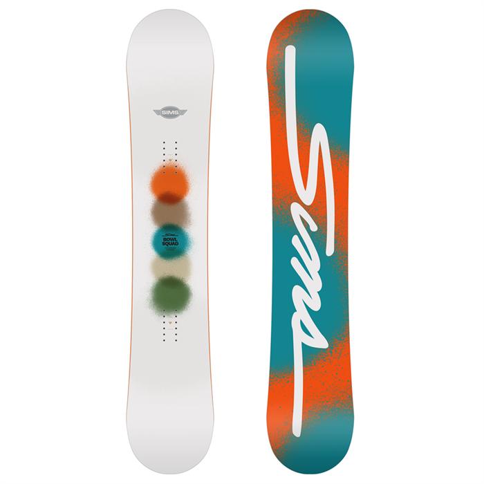 Sims - Bowl Squad Snowboard 2021