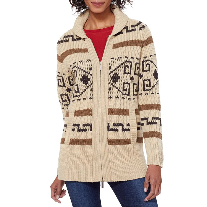 Pendleton - Long Westerley Cardigan - Women's