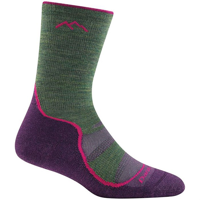 Darn Tough - Hiker Micro Crew Lightweight Cushion Socks - Women's