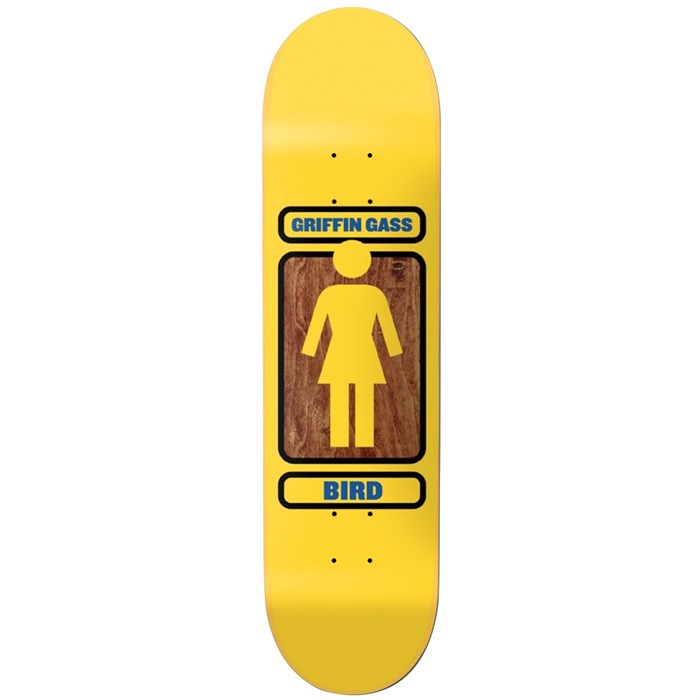 Girl - Gass 93 Til 8.0 Skateboard Deck