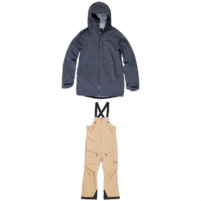 Armada - Evers GORE-TEX 3L Jacket + Delway GORE-TEX 3L Pants 2021