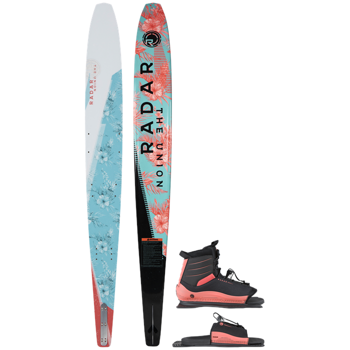 Radar - Union Slalom Ski + Lyric & ARTP Bindings - Women's