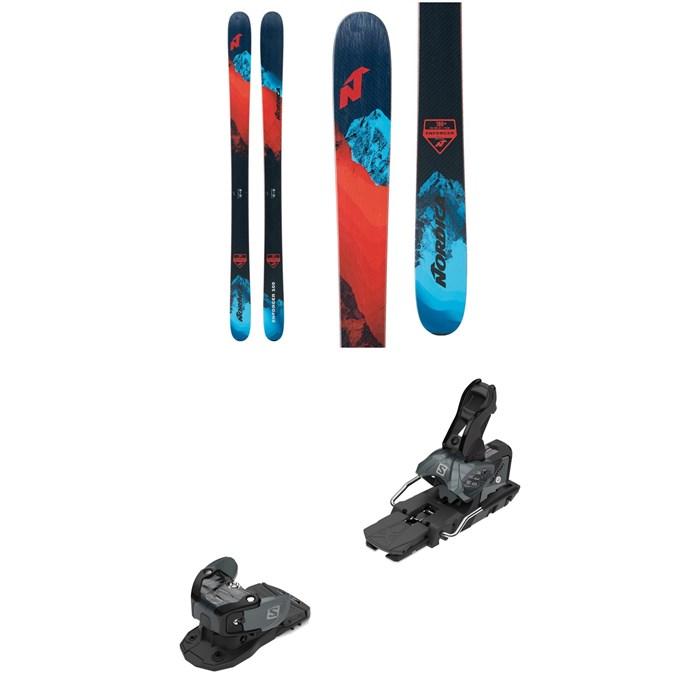 Nordica - Enforcer 100 Skis + Salomon Warden MNC 13 Ski Bindings 2021