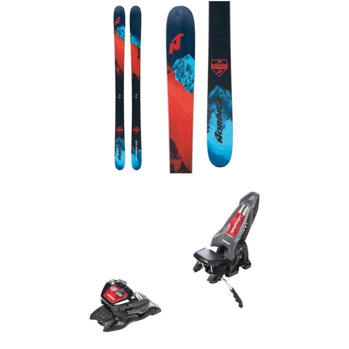 Nordica - Enforcer 100 Skis + Marker Griffon 13 ID Ski Bindings 2021