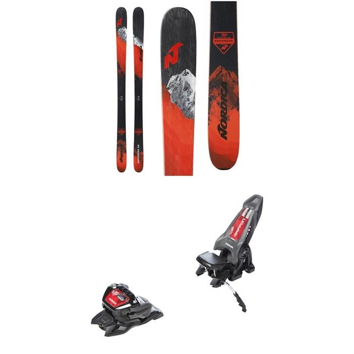 Nordica - Enforcer 94 Skis + Marker Griffon 13 ID Ski Bindings 2021