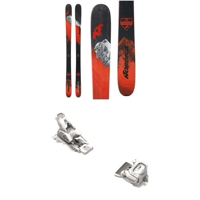 Nordica - Enforcer 94 Skis + Tyrolia Attack² 12 GW Bindings 2021