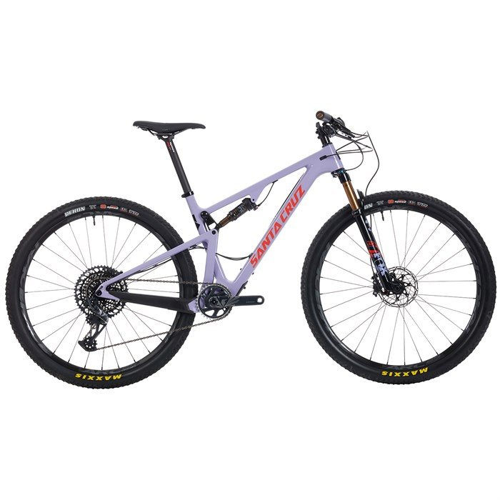 Santa Cruz Bicycles - Blur CC X01 Complete Mountain Bike 2021