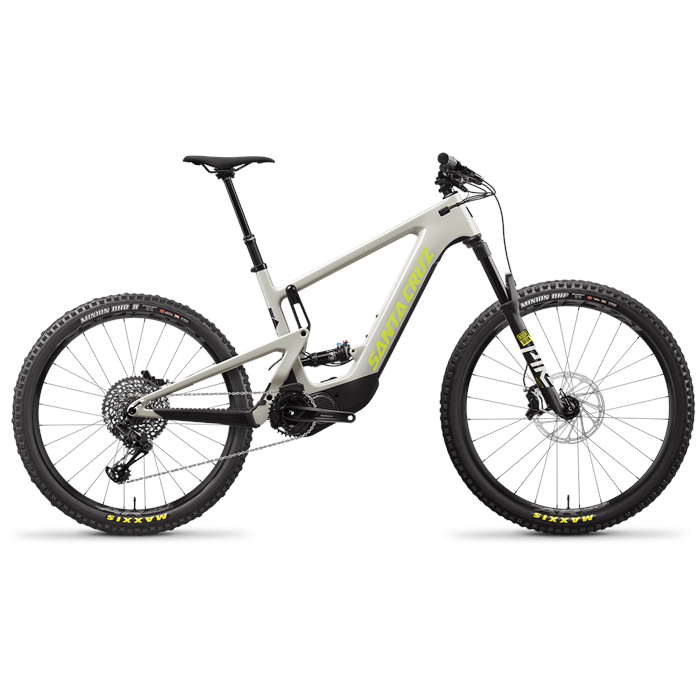 Santa Cruz Bicycles - Heckler MX CC S E-Mountain Bike 2021