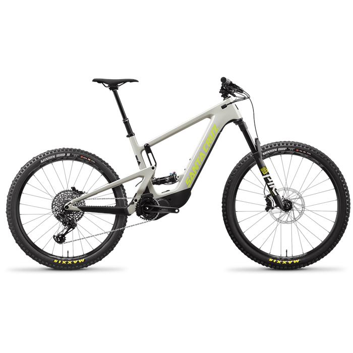 Santa Cruz Bicycles - Heckler MX CC S E-Mountain Bike 2021