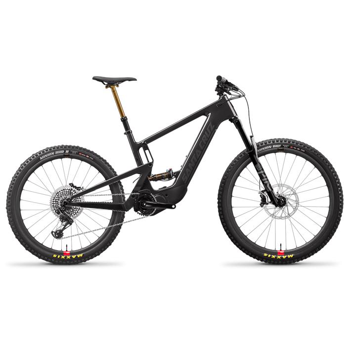Santa Cruz Bicycles - Heckler MX CC X01 Reserve E-Mountain Bike 2021