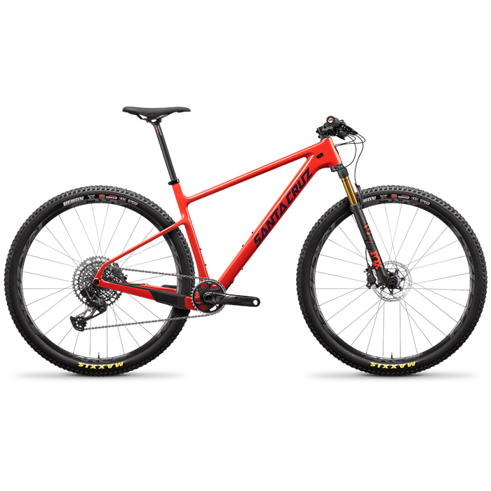 Santa Cruz Bicycles - Highball CC X01 Complete Mountain Bike 2021