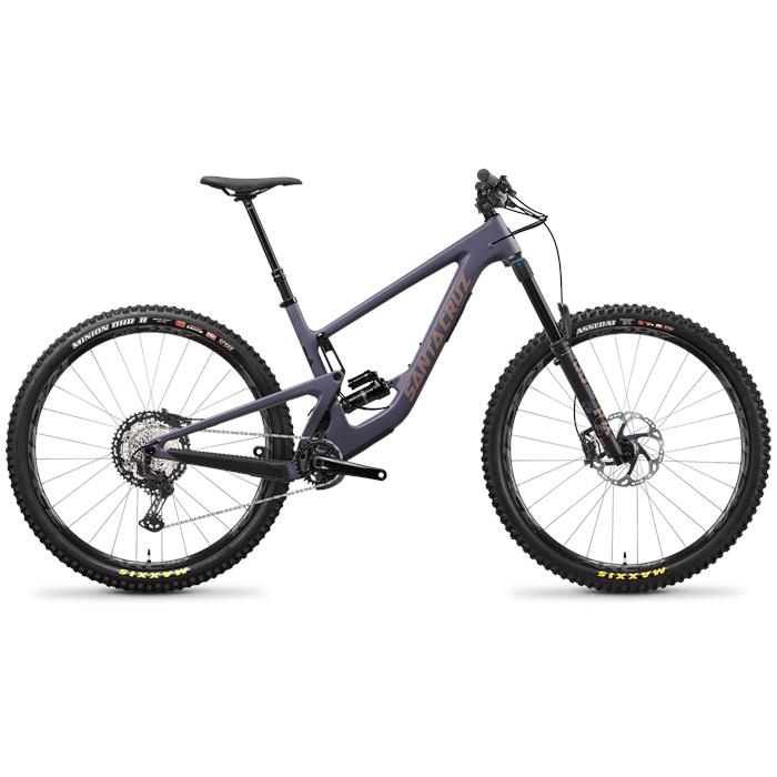 Santa Cruz Bicycles - Megatower C XT Complete Mountain Bike 2021
