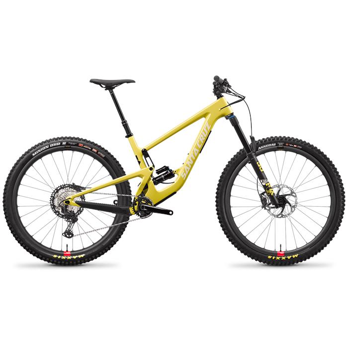 Santa Cruz Bicycles - Megatower C XT Reserve Complete Mountain Bike 2021