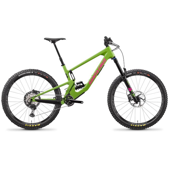 Santa Cruz Bicycles - Nomad C XT Coil Complete Mountain Bike 2021