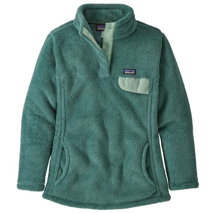 Patagonia - Re-Tool Snap-T® Pullover - Girls'