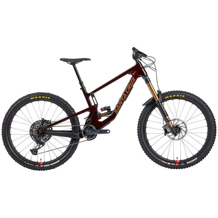 Santa Cruz Bicycles - Nomad CC X01 Complete Mountain Bike 2021
