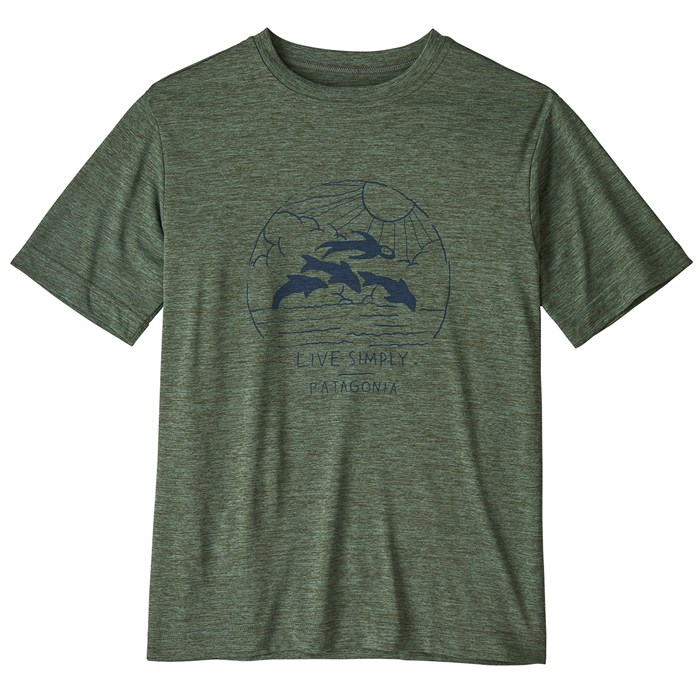 Patagonia - Capilene® Cool Daily T-Shirt - Boys'