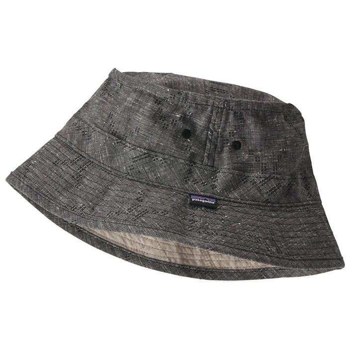 Patagonia - Reversible Island Hemp Bucket Hat