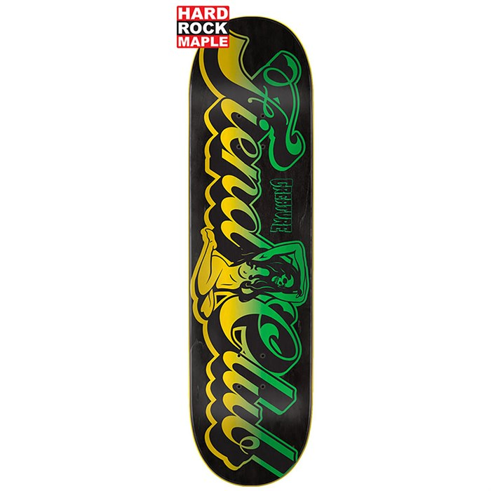 Creature - Fiend Club Hard Rock Maple 8.25 Skateboard Deck