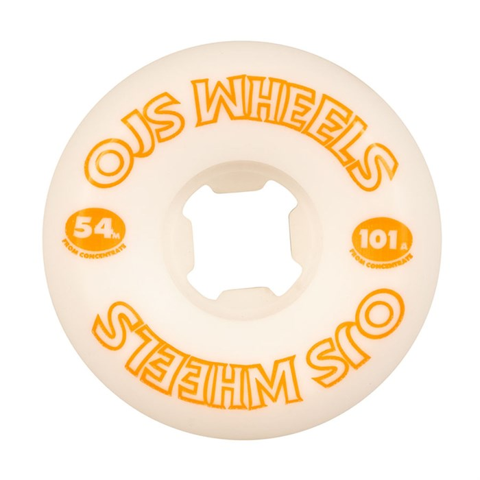 OJ - From Concentrate Hardline 101a Skateboard Wheels