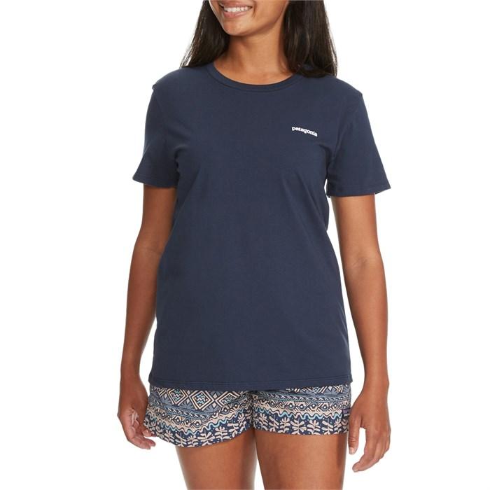 Patagonia - P-6 Logo Organic Crew T-Shirt - Women's