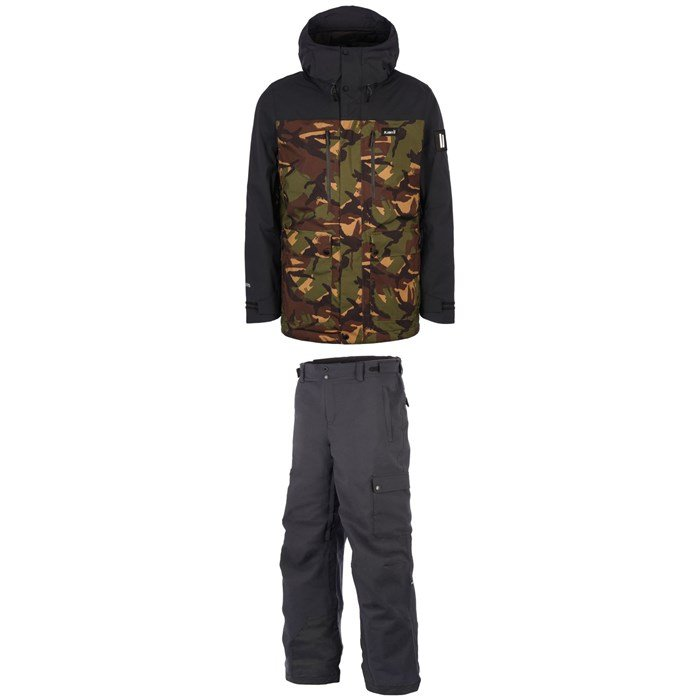 Planks - Clothing Good Times Insulated Jacket + Pants