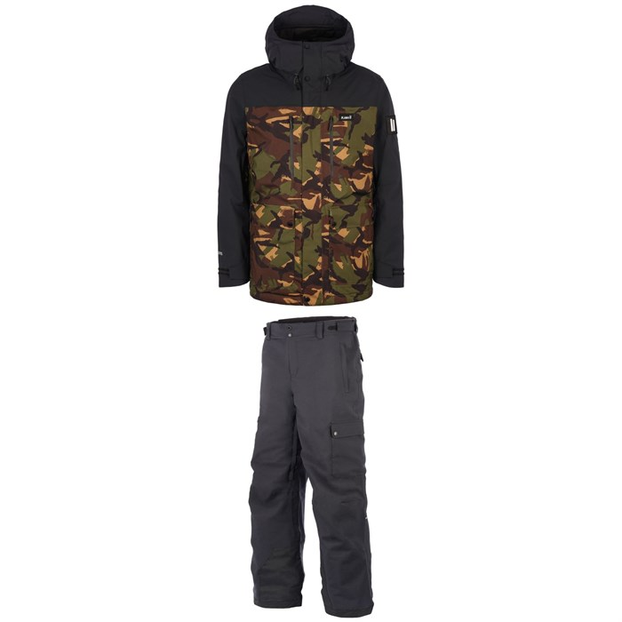 Planks - Clothing Good Times Insulated Jacket + Pants 2021