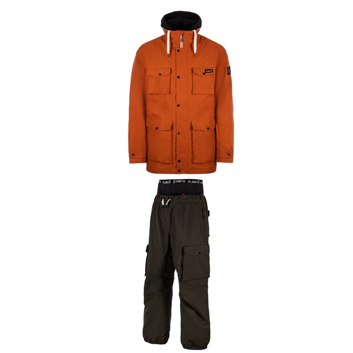 Planks - Woodsy Yeah Baby Jacket + Pants