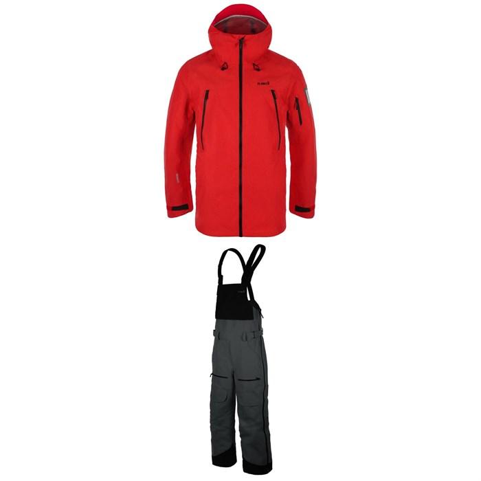 Planks - Clothing Yeti Hunter Shell Jacket + Bibs 2021