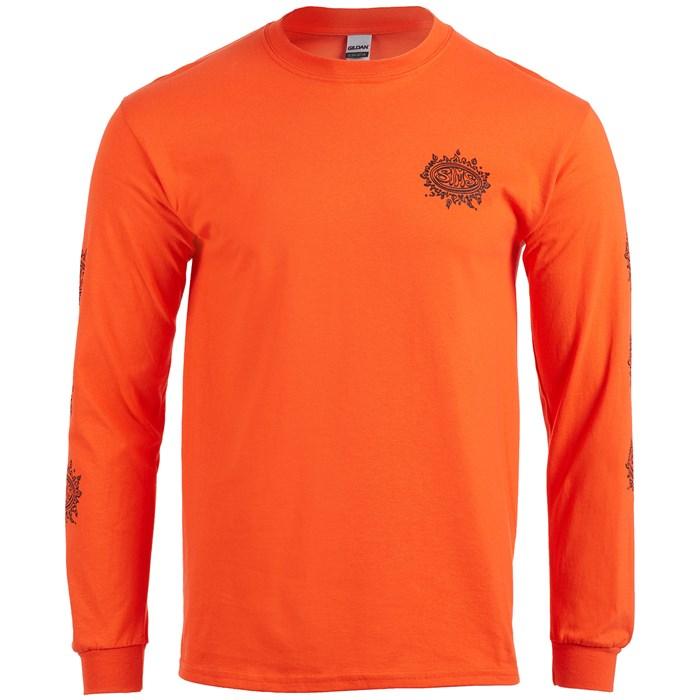 Sims - Splatter Long-Sleeve T-Shirt