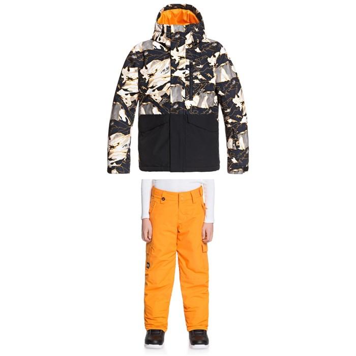 Quiksilver - Mission Block Jacket + Porter Pants - Boys'