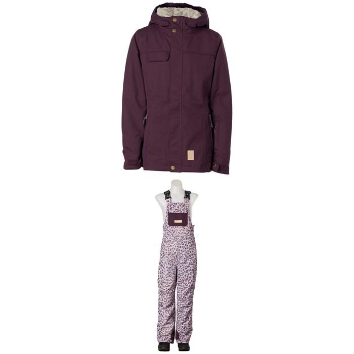Rojo Outerwear - Grace Jacket + Limelight Bibs - Girls'
