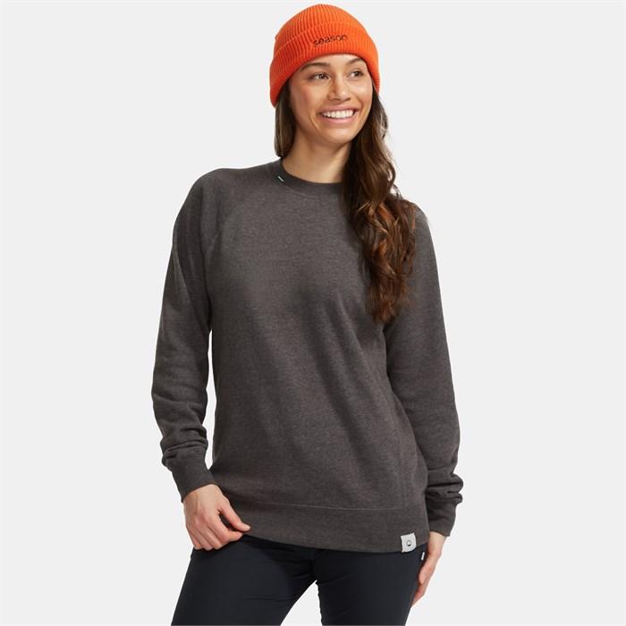 Season - Lolo Raglan Crew Unisex Sweatshirt