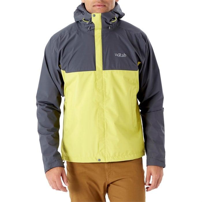 Rab® - Downpour Eco Jacket