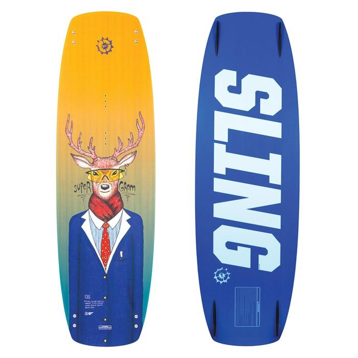 Slingshot - Super Grom Wakeboard - Kids' 2021