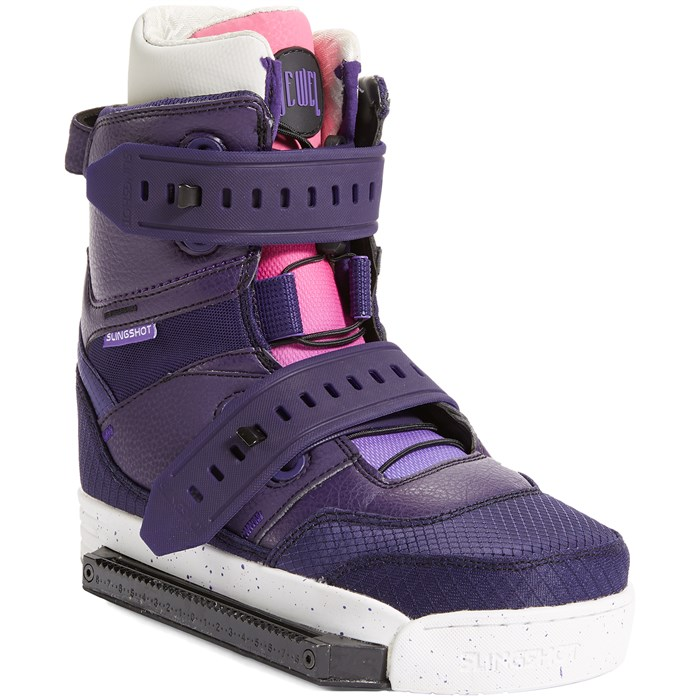 Slingshot - Jewel Wakeboard Bindings - Women's 2021