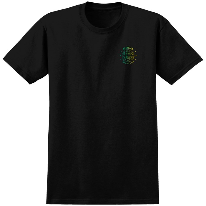 Spitfire - Skate Like A Girl T-Shirt