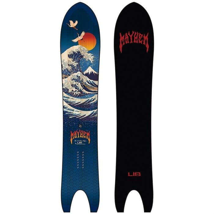 Lib Tech - Lost Retro Ripper C3 Snowboard - Blem 2021