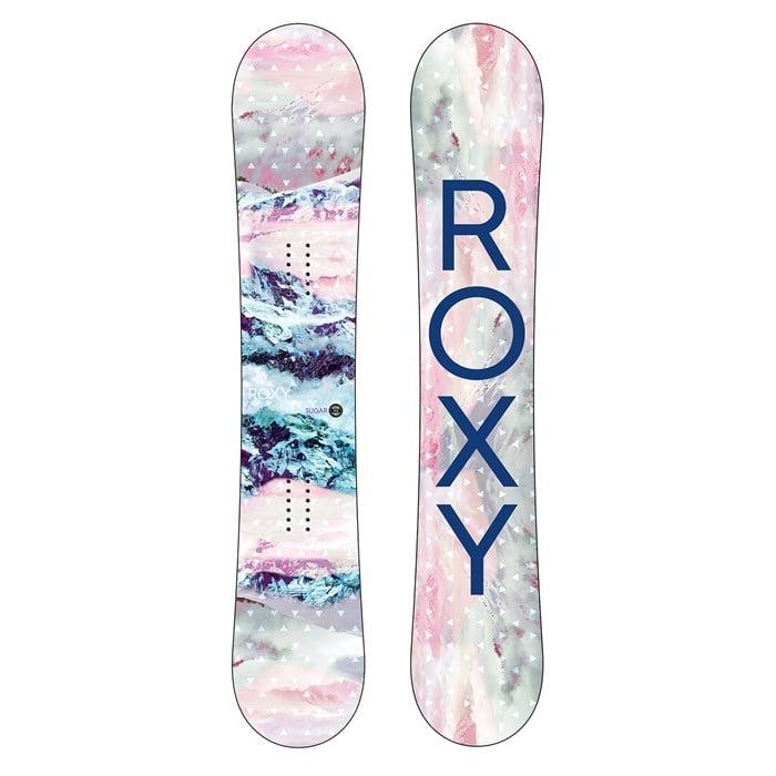 Roxy - Sugar Banana Snowboard - Blem - Women's 2021